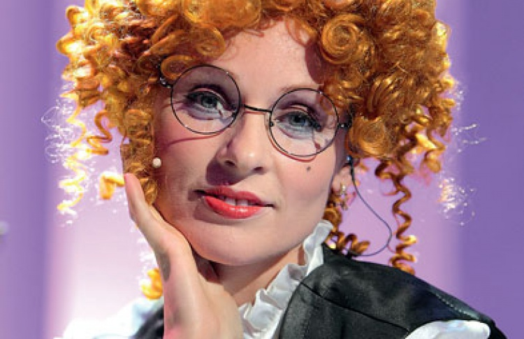 Жанна Эппле: «Чем меньше волос наголове, тем лучше ясебя чувствую»