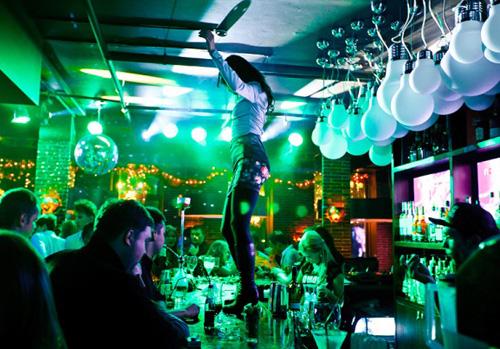 Ночной клуб не бар москвы клубы в москва сити ночные