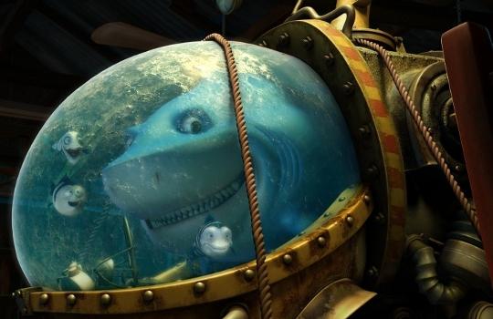 Акулы теперь и на суше!!! Морская бригада в кинотеатрах с 20 октября.