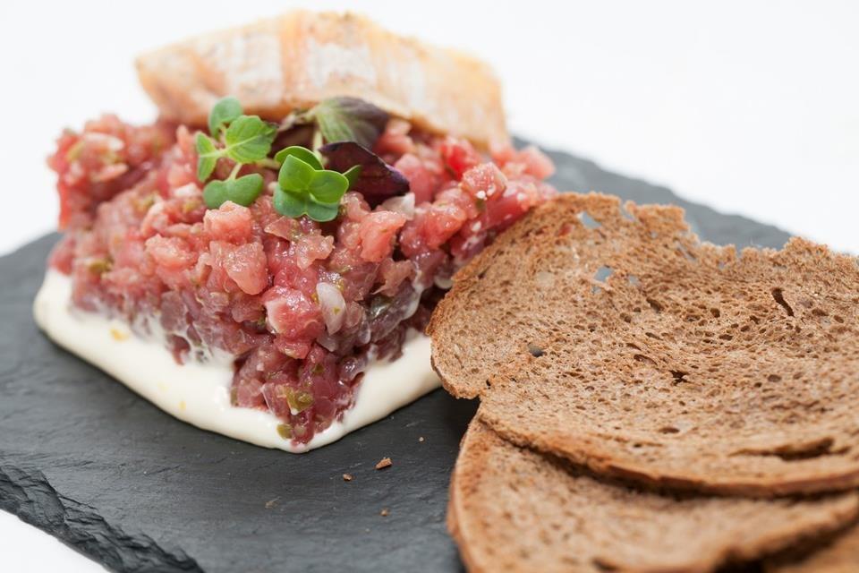 Такое не - жарят: 10 - блюд из - сырого мяса, Рестораны, Time Out