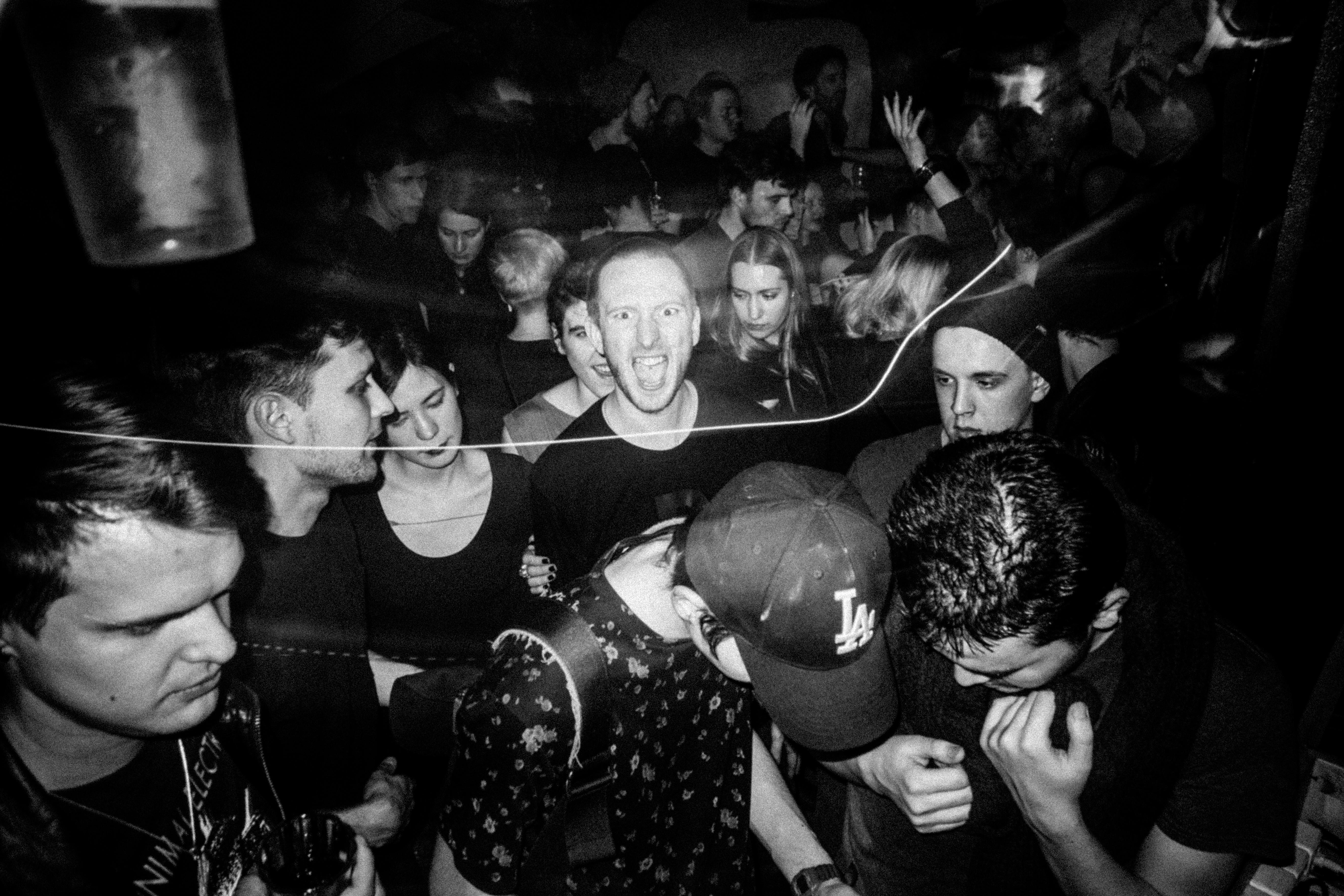 Клубы ночные закрытые в москве обнаженные в ночных клубах