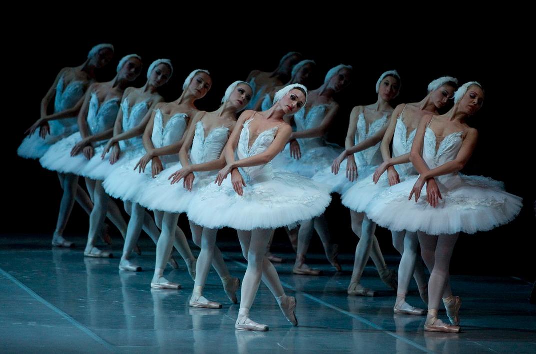 символ балет лебединое озеро в картинках большой