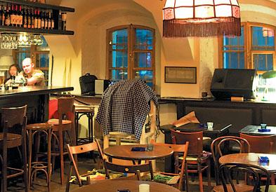 Ресторан Квартира 44 - адрес, фото, отзывы