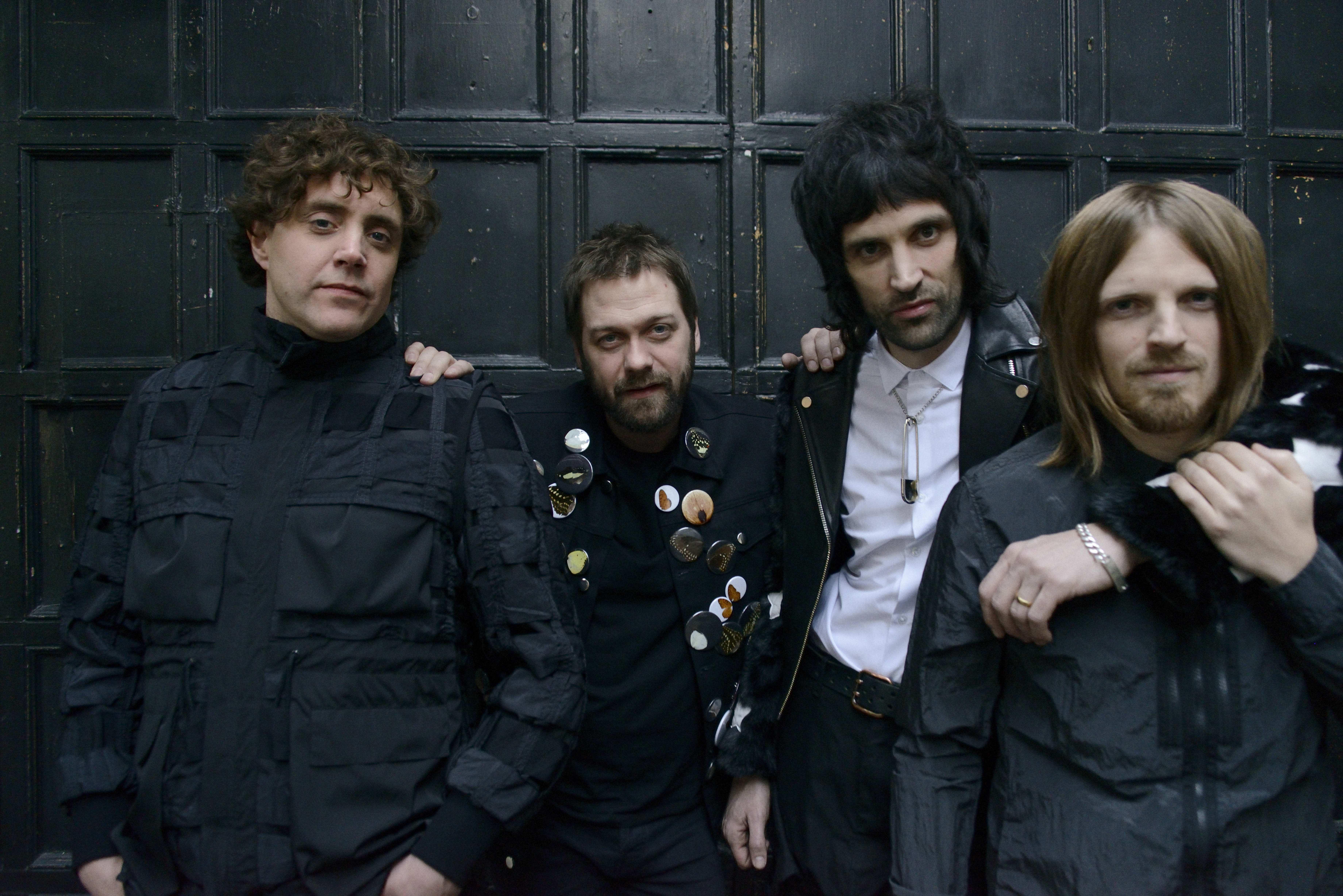 британские рок группы фото стала свидетелем смены