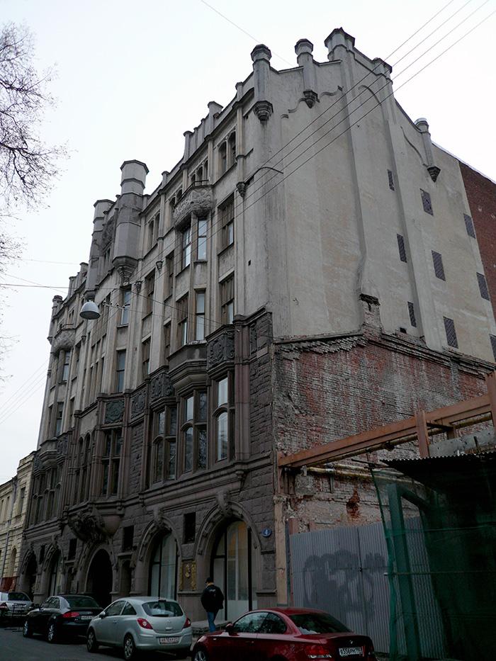 Здание Московского политехнического общества