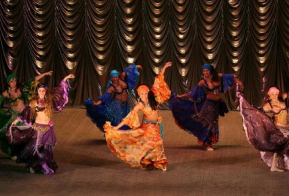 Театр восточного танца «Семирамида» - Фото №0