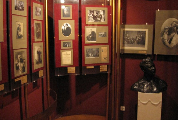 Театральный музей имени А. А. Бахрушина - Фото №1