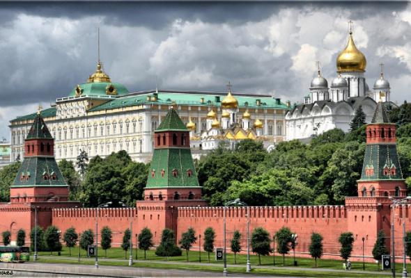 Московский Кремль - Фото №0
