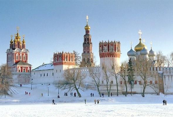 Новодевичий монастырь - Фото №0