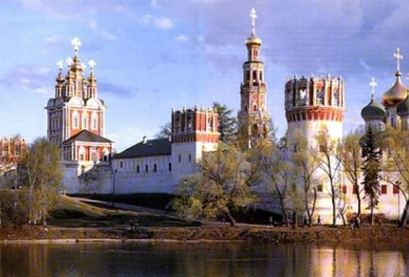 Новодевичий монастырь - Фото №2