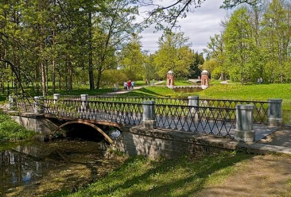 Екатерининский парк - Фото №2