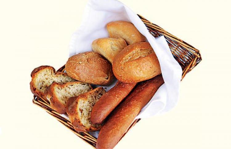 Лучшая вгороде хлебная корзина
