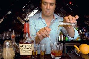Коктейль наоснове виски Old Fashioned