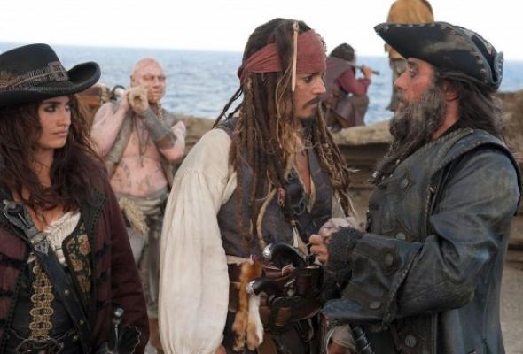 Пираты Карибского моря: На странных берегах - Фото №3
