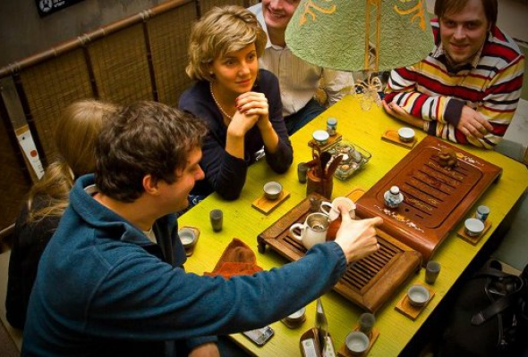 Чайная высота - Фото №1