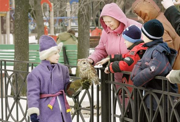 Ленинградский зоопарк - Фото №1