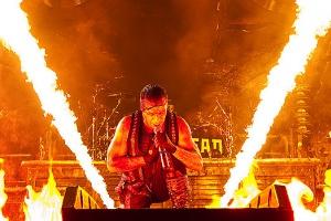 Rammstein снова едут кнам, чтобы зажечь