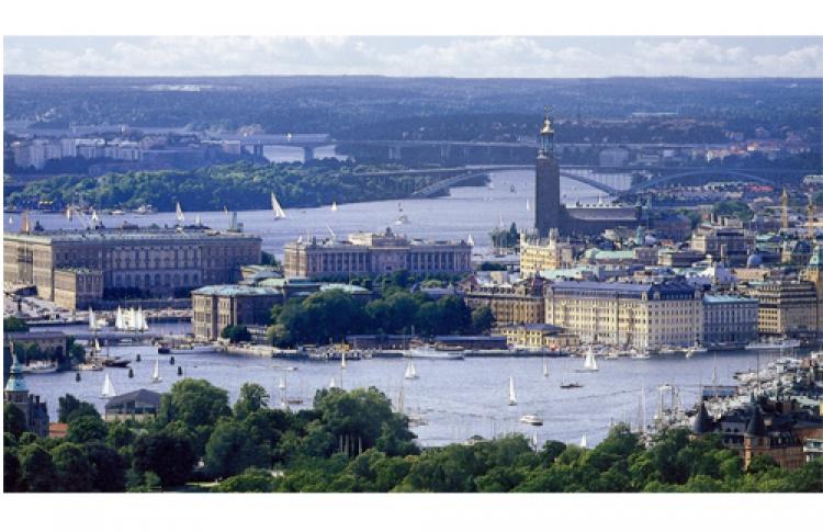 Путешествие вСтокгольм