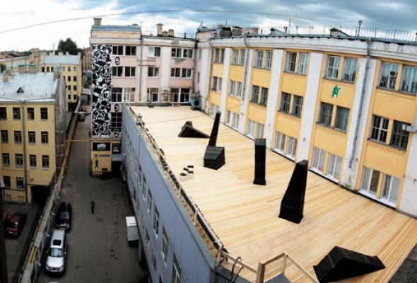 Культурный центр Лофт Проект ЭТАЖИ - Фото №0