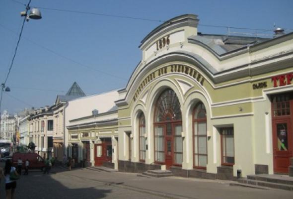 Московский дом художника на Кузнецком Мосту - Фото №0