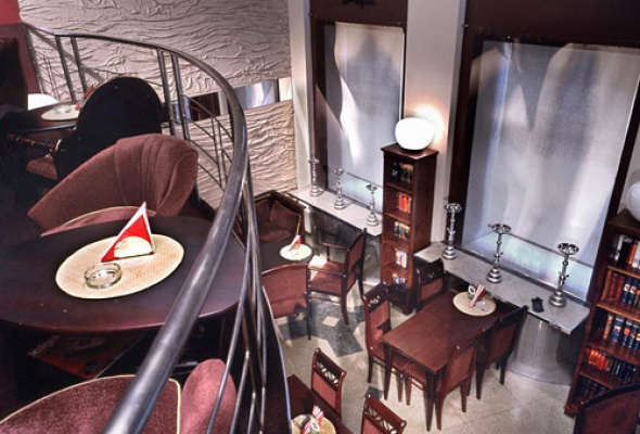 Lounge&cafe Ego - Фото №2