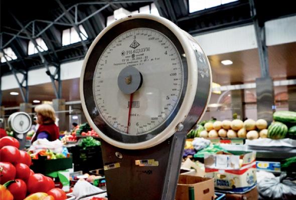 Репортаж отом как выбирать продукты нарынке - Фото №0