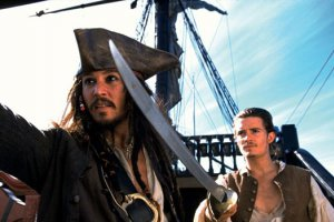 «Пираты Карибского моря» (2003-2011)