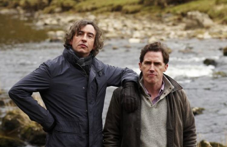 Путешествие, The Trip, Комедия, фильм 2010 года, Великобритания ...