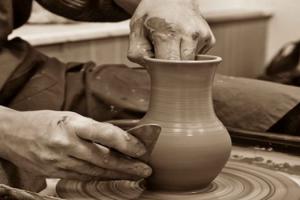 Гончарное дело: керамика