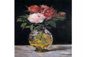 Эдуард Мане: цветочный натюрморт и портреты цветов