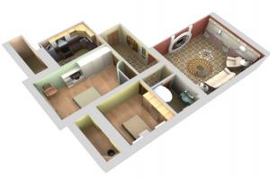 Интерьер и архитектурные конструкции