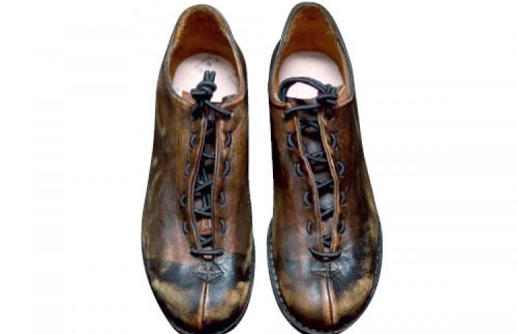 Новые идеи вмужской обуви