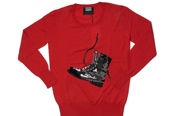 Топ: Шерстяные свитера - Фото №4