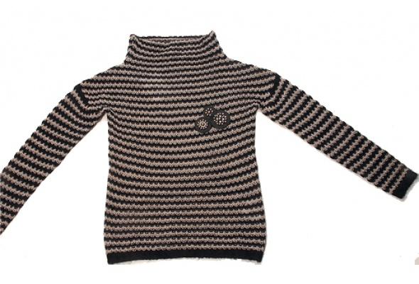 Топ: Шерстяные свитера - Фото №8