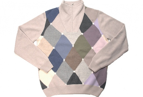 Топ: Шерстяные свитера - Фото №11