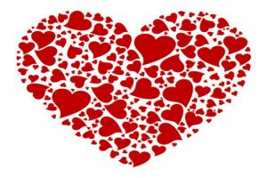 Дни Святого Валентина в «Новом книжном»