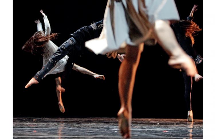 Фестиваль современной хореографии в Москве «CDF'2012»