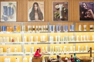 Новый салон органической косметики Aveda открылся в«Атриуме»