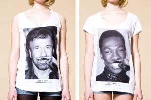 7магазинов сосмешными футболками