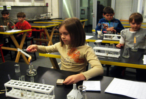 Музей занимательных наук «Экспериментаниум» - Фото №0