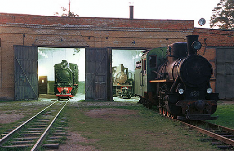 Музей узкоколейных железных дорог