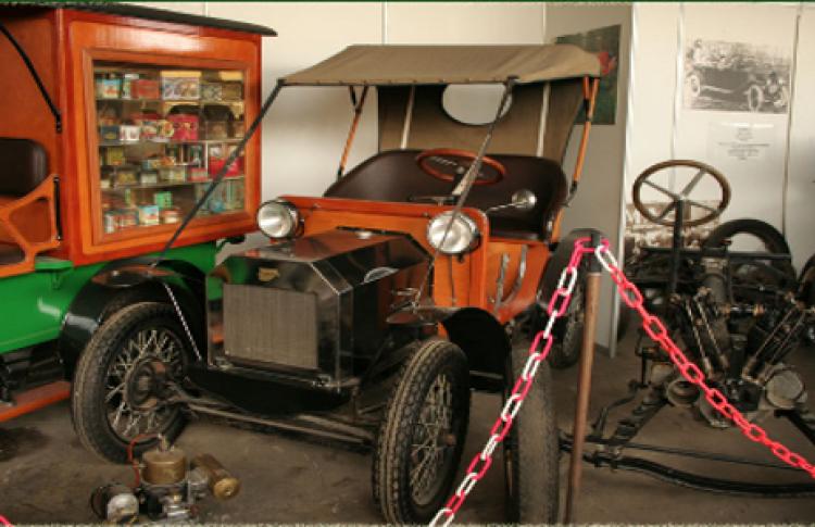 Музей экипажей и автомобилей в парке «Кузьминки»