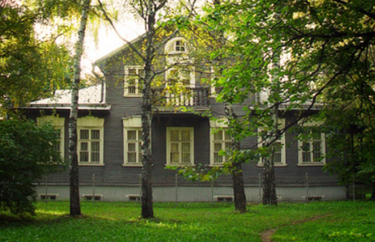 Московский литературный музей-центр К. Г. Паустовского