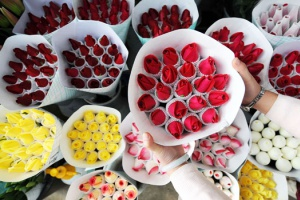 Кулинарный цветочный мастер-класс
