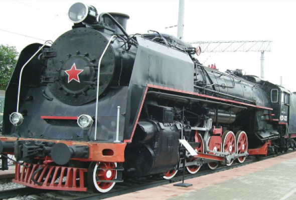 Музей истории железнодорожной техники - Фото №0