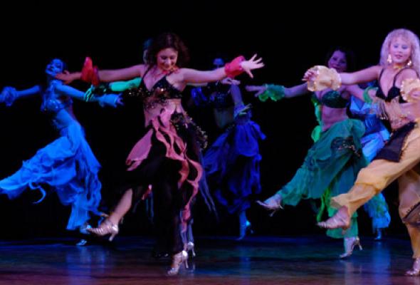 Театр восточного танца «Семирамида» - Фото №1