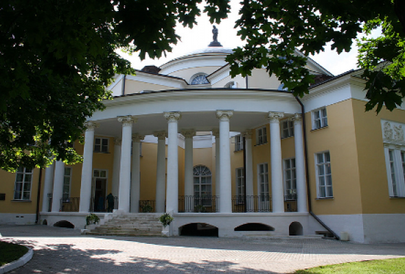 Дворец Н. Дурасова в Люблино - Фото №3