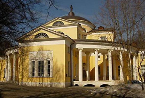 Дворец Н. Дурасова в Люблино - Фото №2