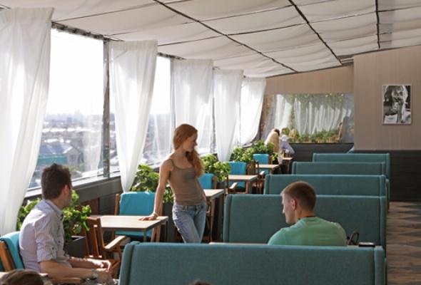 Sky Terrace - Фото №4