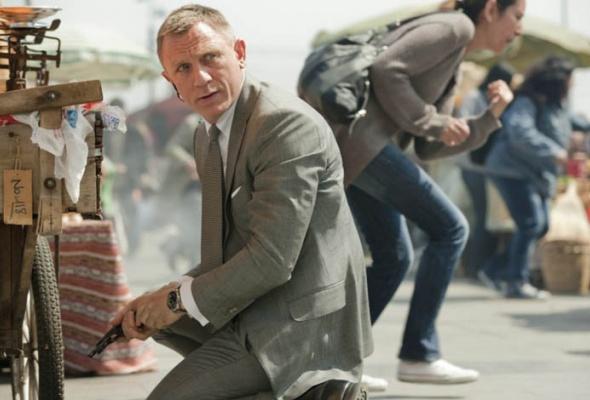 """007: Координаты """"Скайфолл"""" - Фото №16"""